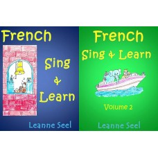 French Sing & Learn Bundle