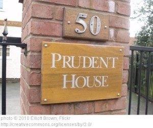 prudent house